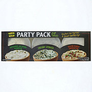 Fresh Creative Foods Holiday Party Pack