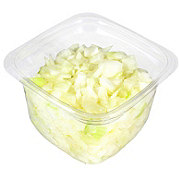 Fresh Diced Yellow Onions