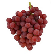 Fresh Emerald Red Seedless Grapes