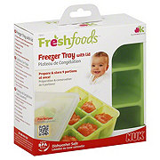 Fresh Foods Freezer Tray with Lid