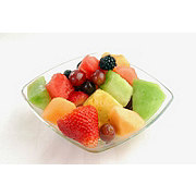 Fresh Fruit Mix With Pineapple