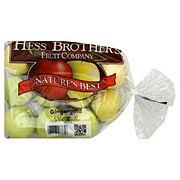 Fresh Gingergold Apples, Bag