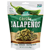 Fresh Gourmet Crispy Jalapenos Lightly Salted