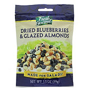Fresh Gourmet Dried Blueberries & Glazed Almonds