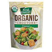 Fresh Gourmet Organic Caesar Croutons