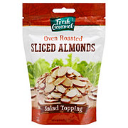 Fresh Gourmet Oven Roasted Sliced Almonds