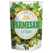 Fresh Gourmet Parmesan Cheese Crisps