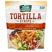 Fresh Gourmet Santa Fe Style Tortilla Strips