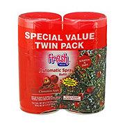 Fresh House Cinnamon Apple Automatic Air Freshener Spray Twin Pack