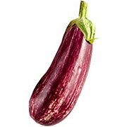 Fresh Italian Graffiti Eggplant