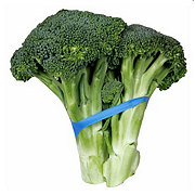 Fresh Organic Broccoli