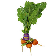 Fresh Organic Bunch Gold Beets