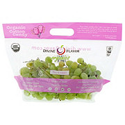 Fresh Organic Cotton Candy Grapes