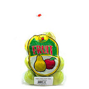 Fresh Organic Granny Smith Apples Bag
