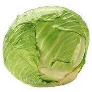 Fresh Organic Green Cabbage