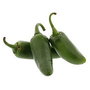 Fresh Organic Jalapeno Peppers