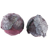 Fresh Organic Red Cabbage