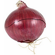 Fresh Organic Red Onion