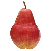 Fresh Organic Red Pears