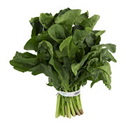 Fresh Organic Spinach Bunch