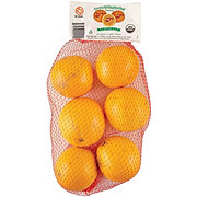 Fresh Organic Texas Oranges