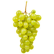 Fresh Organic White Seedless Grapes