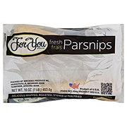 Fresh Parsnips