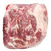 Fresh Pork Butt Roast, Sold in a bag, Limit 2