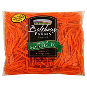 Fresh Premium Matchstix French-Cut Cooking Carrots