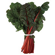 Fresh Red Swiss Chard