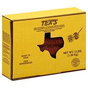 Fresh Regular Texas Smoked BBQ Links