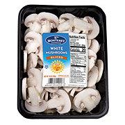 Fresh Sliced Mushrooms