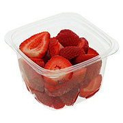 Fresh Snack Cut Strawberries