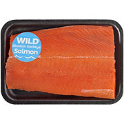 Fresh Sockeye Salmon Center Cut, Wild Caught