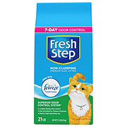 Fresh Step Clay Cat Litter Value Size