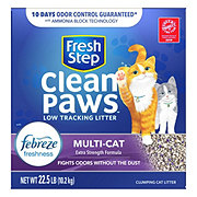 Fresh Step Clean Paws with Febreze Multi-Cat Litter