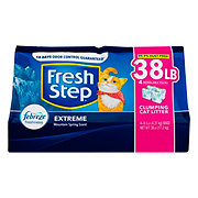 Fresh Step Extreme Odor Control Clumping Cat Litter