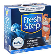 Fresh Step Extreme Odor Control Scoopable Clumping Cat Litter