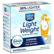 Fresh Step Lightweight Extreme Scented Cat Litter