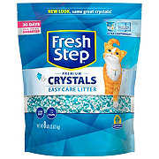 Fresh Step Premium Crystals Cat Liter Value Size
