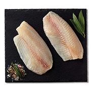 Fresh Tilapia Fillet, Farm Raised