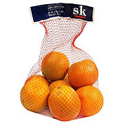 Fresh Valencia Oranges Bag