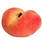 Fresh White Flesh Donut Peach