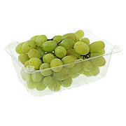 Fresh White Seedless Grapes