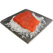 Fresh Wild Coho Salmon Fillet