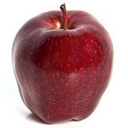 Fresh XL Red Delicious Apples