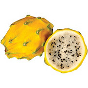 Fresh Yellow Dragon Fruit