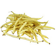 Fresh Yellow Wax Beans