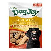 Freshpet Dog Joy Real Chicken Recipe Dog Treats