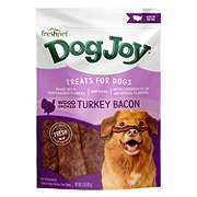 Freshpet Dog Joy Turkey Bacon Treats For Dogs